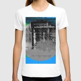 Color Chrome - B/W graphic T-shirt