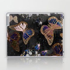 Cosmic Butterflies Laptop & iPad Skin