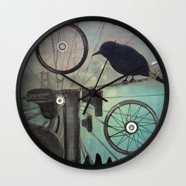 Commute Wall Clock