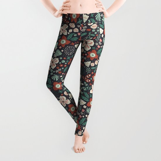 Magical Garden Leggings