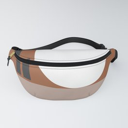 Shape study #11 - Stackable Collection Fanny Pack