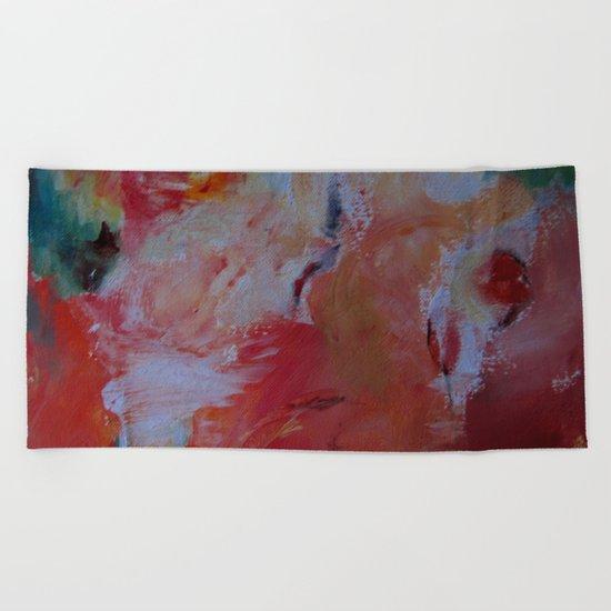 summer dream Beach Towel