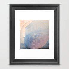 Marble Afternoons Framed Art Print