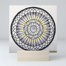 Swirl Mini Art Print