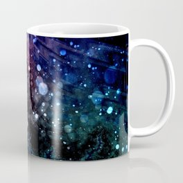 a spin on space Coffee Mug