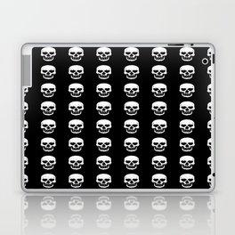Heart Skulls Laptop & iPad Skin