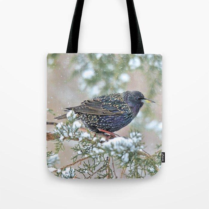 Mardi Gras Starling Tote Bag