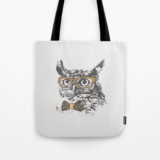 Hipsters are a Hoot Tote Bag