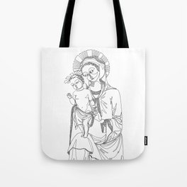 OUR LADY OF THE WESTSIDE Tote Bag
