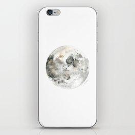 Bare Moon iPhone Skin