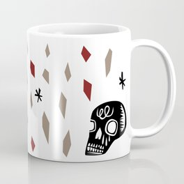 Crânio Coffee Mug