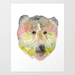 Sagacious Art Print