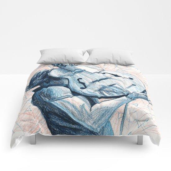 hidden jack Comforters