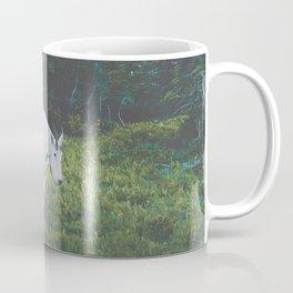Twilight Mountain Goat Coffee Mug