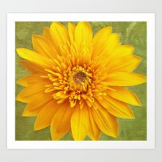Sunshine Smile Art Print