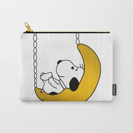 baby snoopy Carry-All Pouch