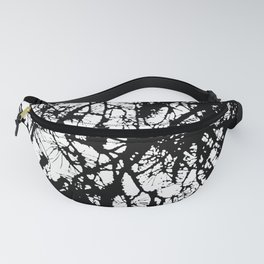 Light through the branches Fanny Pack