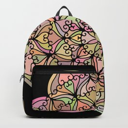 Mandala 04 Backpack