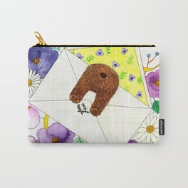 I Miss You. Carry-All Pouch