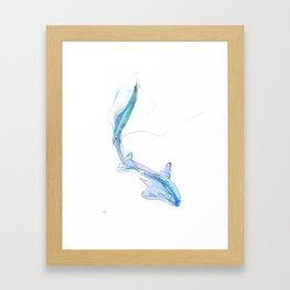 Phantom 1 Framed Art Print