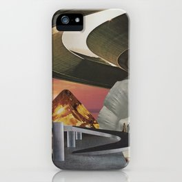 Niemeyers Dream iPhone Case