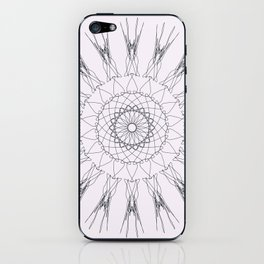Simple Lines iPhone Skin