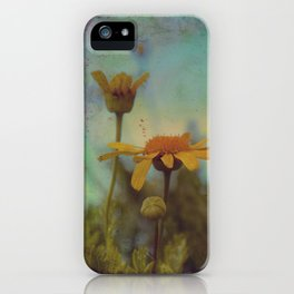 The beauty of simple things iPhone Case