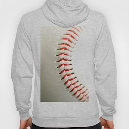 Base Ball Close Up Hoody