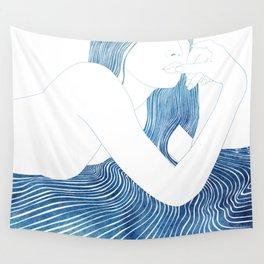 Nereid XLV Wall Tapestry