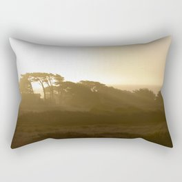 Point Cabrillo Headlands - Northern California Coast Rectangular Pillow
