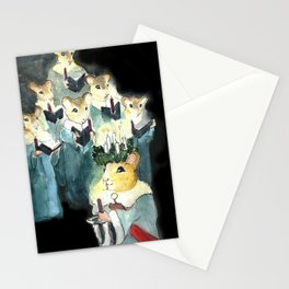 Alighting the Darkness Stationery Cards