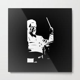 Tito Puente Metal Print