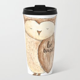 bewise Metal Travel Mug