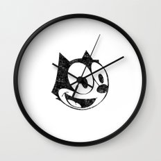 Felix The Cat 2 Wall Clock
