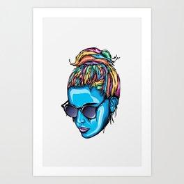Colorvision Art Print