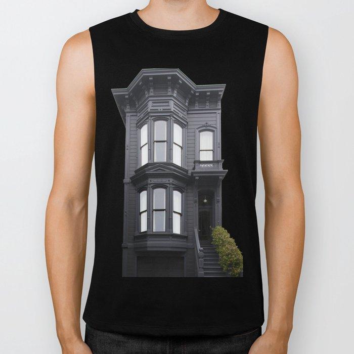 Black House San Francisco Biker Tank