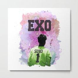 SuHo 1 Metal Print