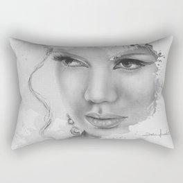 ...because of you Rectangular Pillow