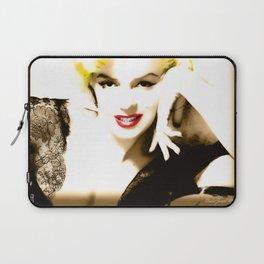 Portrait of  Marilyn Monroe Laptop Sleeve
