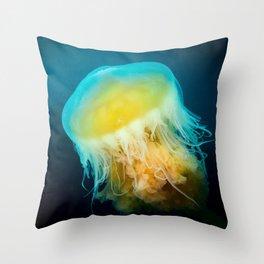 Drifting Soul Throw Pillow