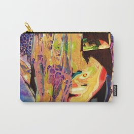The Sun over the Sea Carry-All Pouch
