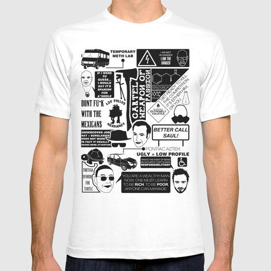 Breaking Bad world T-shirt