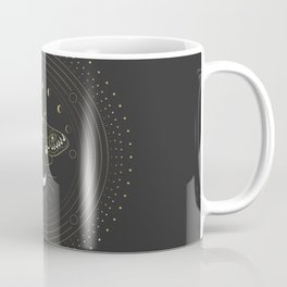 The Moon Moth Coffee Mug