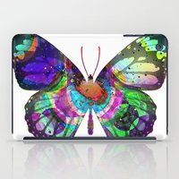 lsd iPad Cases featuring LSD butterfly by Pink Eyed Paranoia