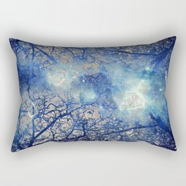 Winter Wood Rectangular Pillow
