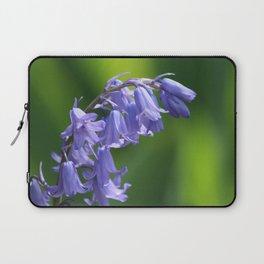 English Bluebells Laptop Sleeve