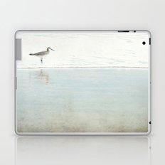 Reflecting Sandpiper Laptop & iPad Skin