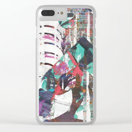 My Last Mistake Clear iPhone Case