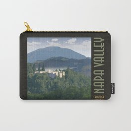 Napa Valley - Sterling Winery, Calistoga District Carry-All Pouch