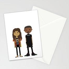 Kimye Stationery Cards